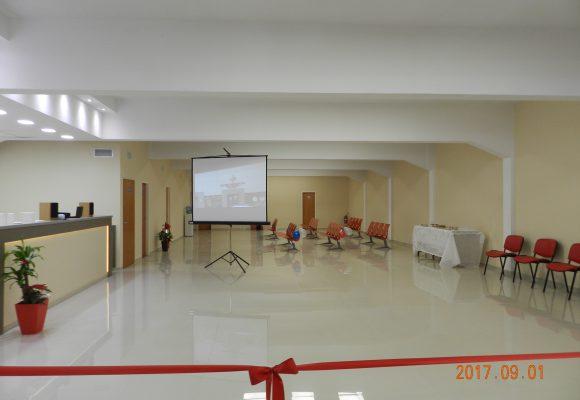 Inauguración de centro asistencial su salud